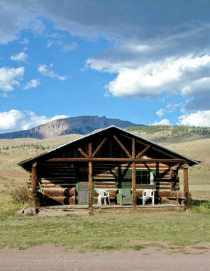 colorado ranch cabin